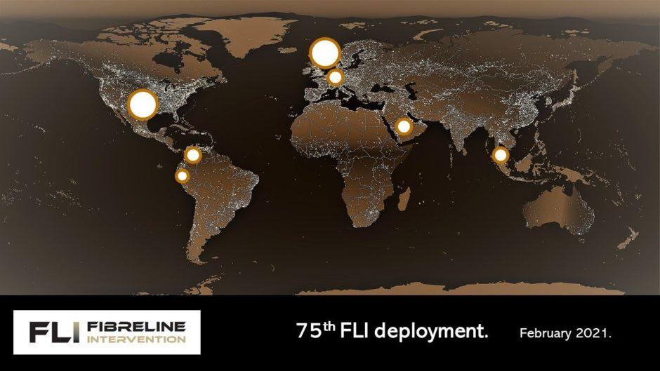 75th Deployment Milestone