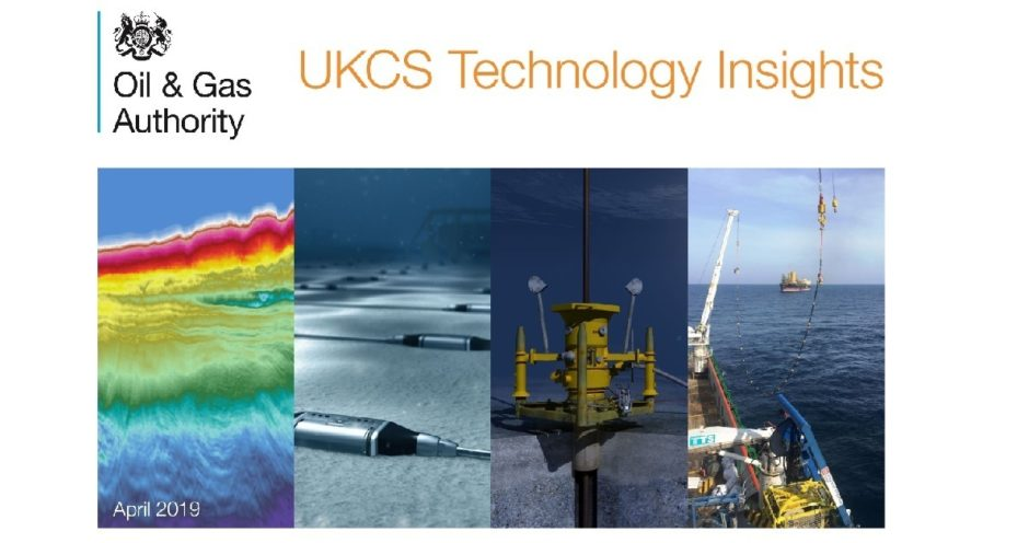 FLI is showcased in the Oil and Gas Authority 'UKCS Technology Insights Report'