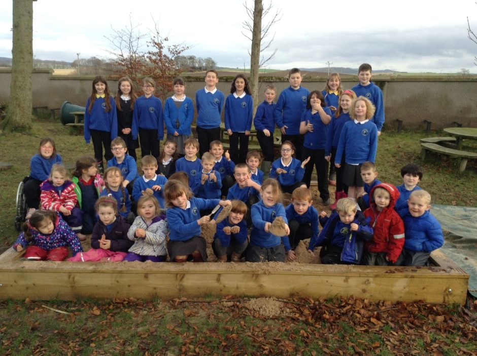 Well-SENSE donates to local school in support of Outdoor Learning curriculum