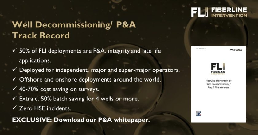 FLI's well decommissioning/P&A track record - part 4