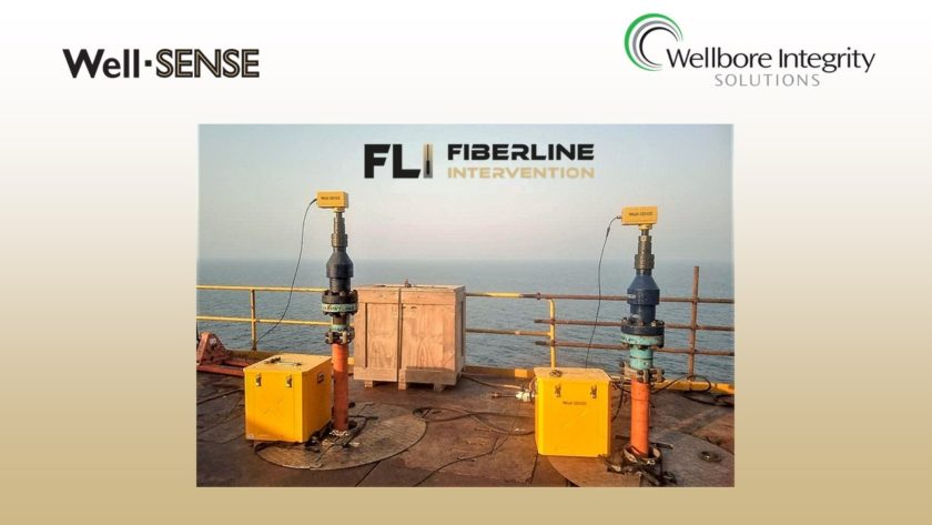 Well-SENSE and WIS complete well interference surveys for a major operator in the Persian Gulf.