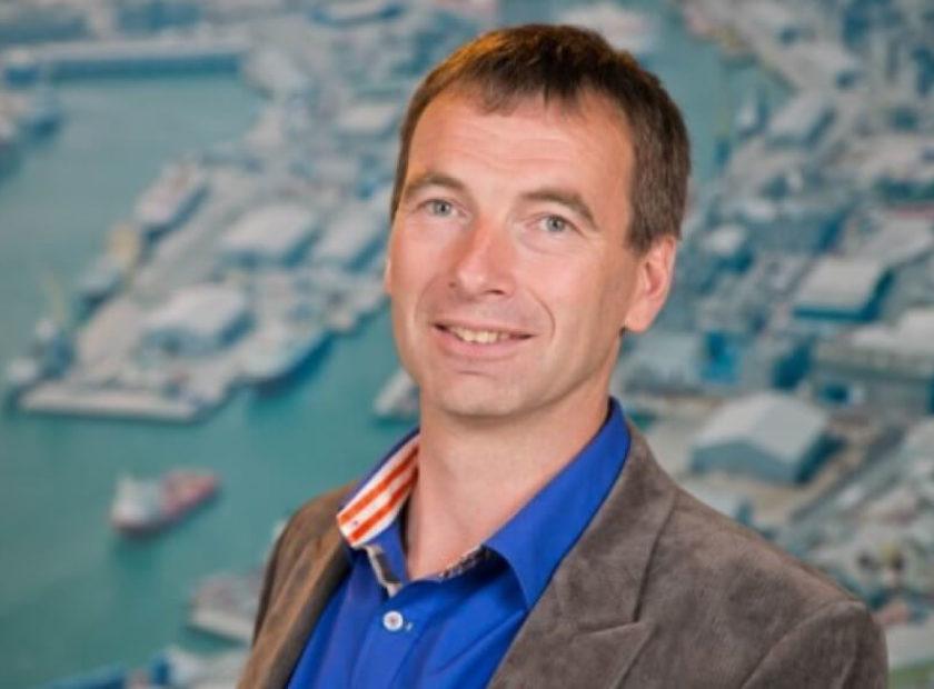 Dan Purkis wins 'Innovative Thinker' accolade at World Oil Awards