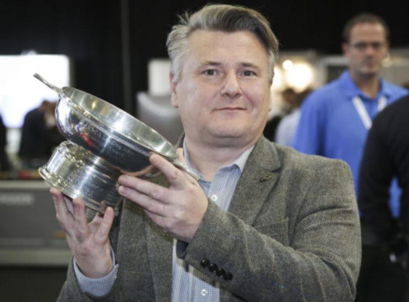 ICoTA Europe 'Innovation Award' winner