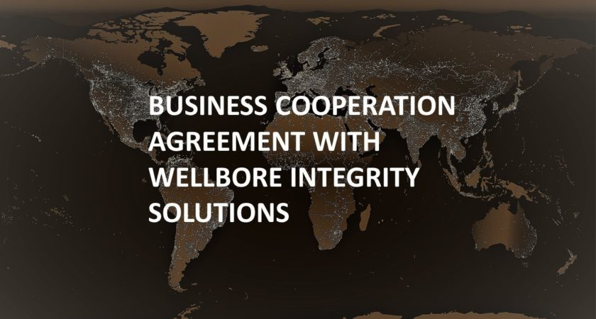 Well-SENSE and Wellbore Integrity Solutions enter business cooperation agreement.